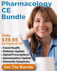 Rx Consultant Pharmacology CE Bundle